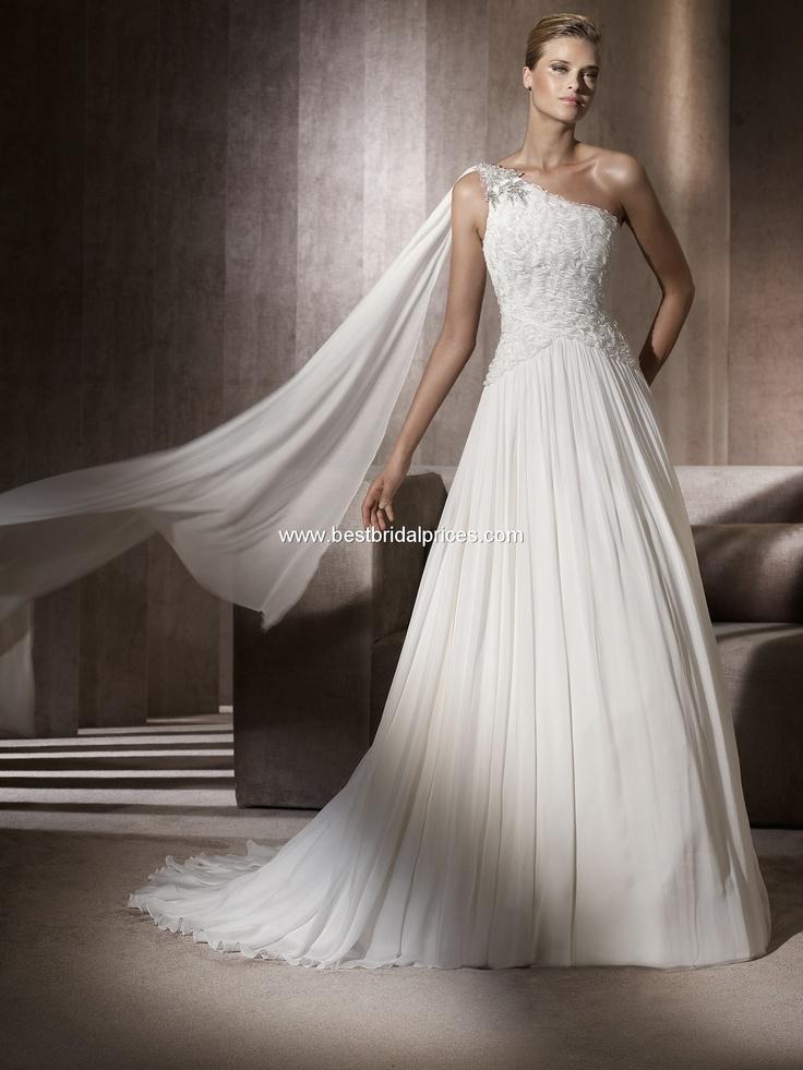 Pronovias Wedding Dresses - Style Babieca