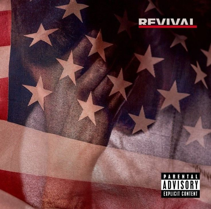 Eminem Revival CD Music Audio Explicit Lyrics 2017 Walk on Water - Free Ship New #Aftermath