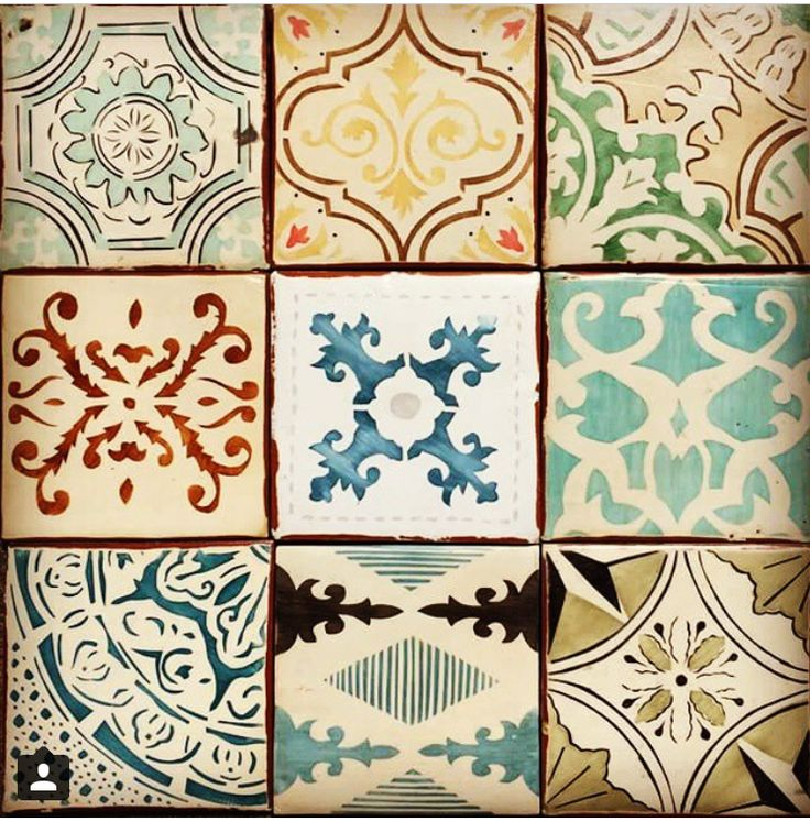 Decorative Terracotta Tiles 65 Best Tile Images On Pinterest  Floors Mosaics And Portuguese