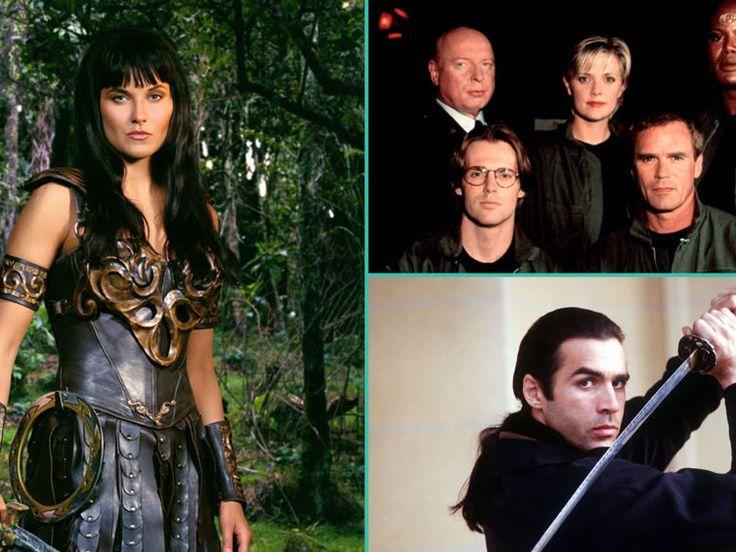 Actu : PHOTOS Stargate Sliders Xéna à quoi ressemblent aujourdhui les stars des séries télé des années 90