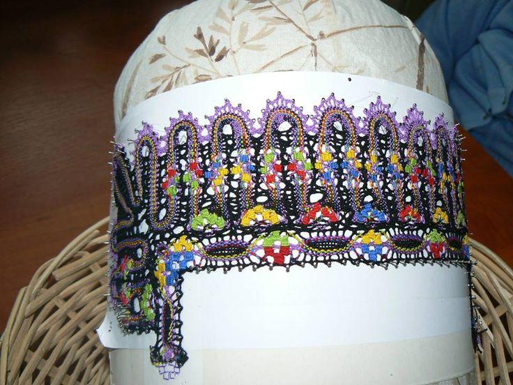 Slovak lace from the Saris region Ivana Pancikova