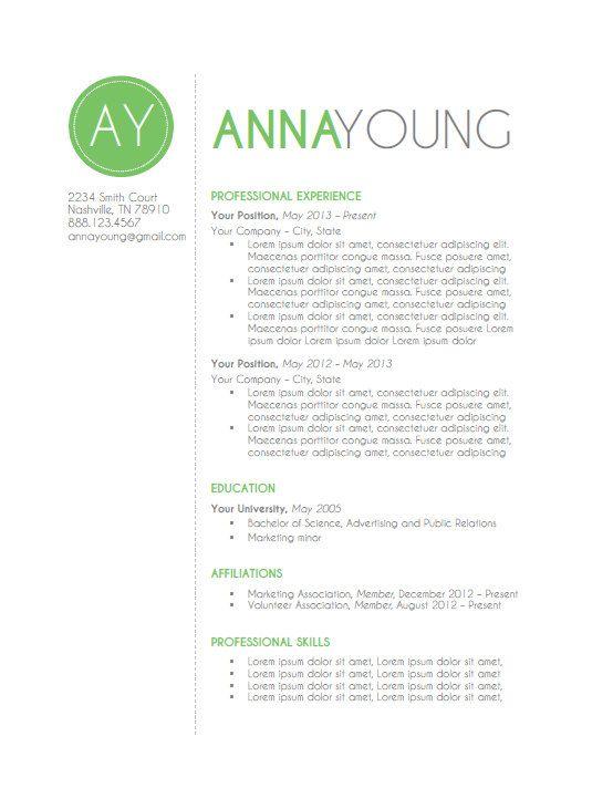 Best Resume Images On   Resume Cv Cv Design And