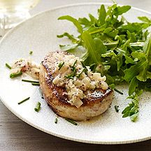 WeightWatchers.com: Weight Watchers Recipe - Pork Chops with Creamy Mustard Sauce  This sauce is great and can be used on chicken and fish