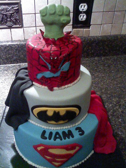 4th Birthday =): Boopetti Cakes, 4Th Birthday, Cakes Ideas, Super Hero Cakes, Superhero Parties, Awesome Cakes, Super Heroes Cakes, Superhero Cake, Birthday Cakes