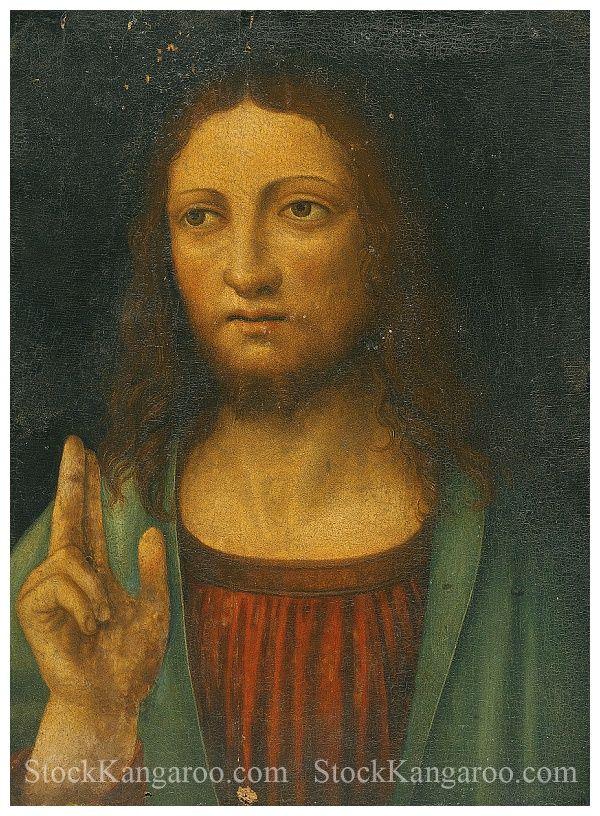 Follower of Leonardo da Vinci Salvator Mundi | Art LOVE