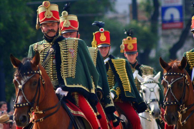 Hungarian Hussars, Budapest