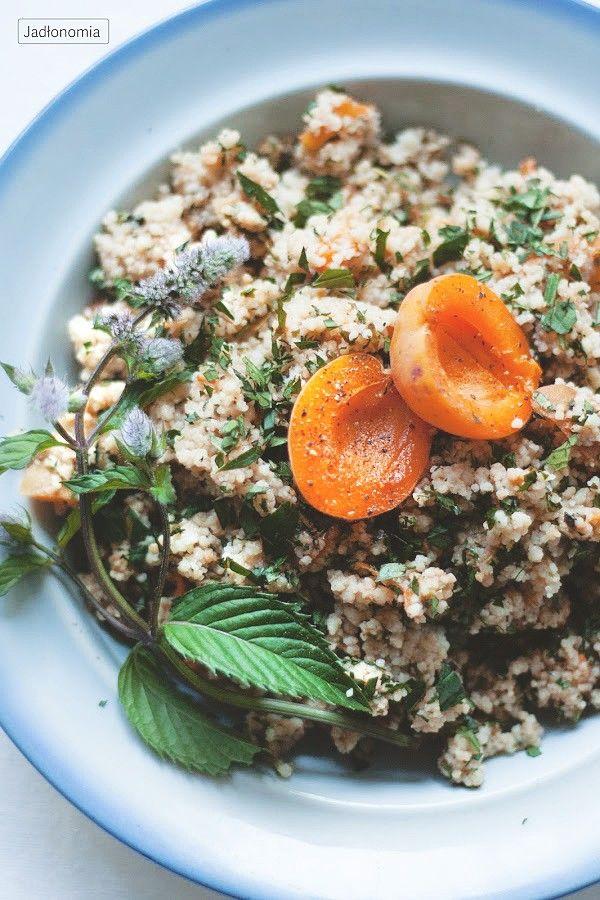 Kuskus z morelami » Jadłonomia · wegańskie przepisy nie tylko dla wegan