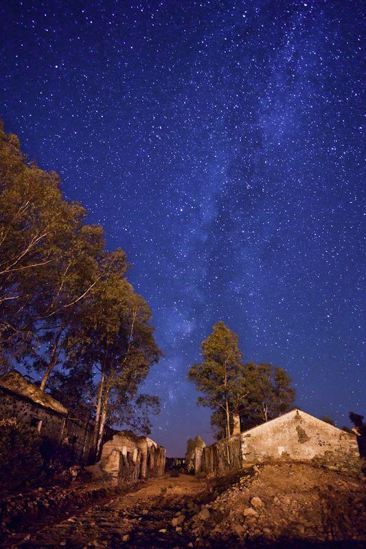 Way To The Stars - Minas de S. Domingos - Mertola, Alentejo