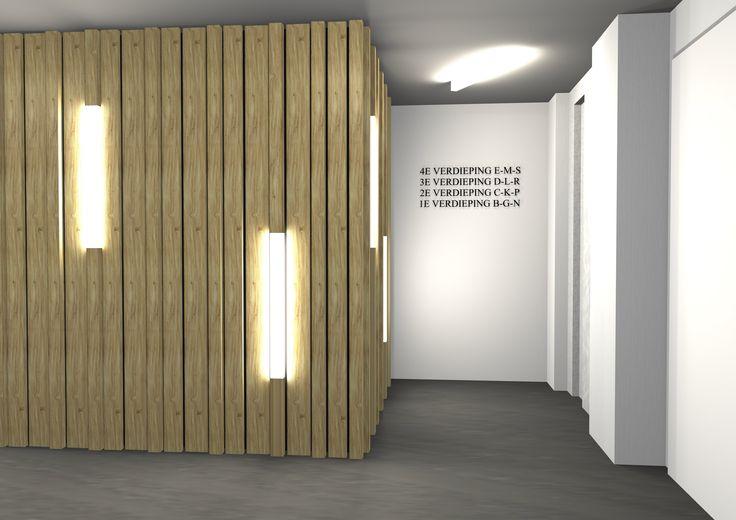 Portfolio - Brobbel Interieur #entree #design #3d #visualisatie #interieurontwerp #realisatie