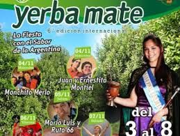 """National Day of Yerba Mate A travel agency from Argentina has informed that this year the """"#National and #International #Yerba#Mate #Festival"""" will be held, as usual for several years, since the #Guarani #Indians used it as a tea, the yerba mate took center stage in the whole territory of Misiones, establishing itself as a representative product of the area of the country. Check your #Travel  #Tour   #Packages   #Vacations  at #Misiones#YerbaMate #NationalDay in #Argentina"""