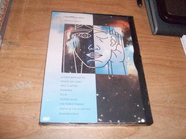Warner Music Group Does DVD Volume 2 (DVD 1997) Eric Clapton Layla Madonna NEW | DVDs & Movies, DVDs & Blu-ray Discs | eBay!