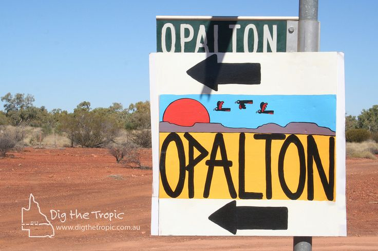 Unique to Queensland's Tropic of Capricorn, boulder opal occurs within a belt of deeply weathered Cretaceous sedimentary rocks, known as the Winton Formation. Dig for your own opals at Opalton, 124 kilometres from Winton (unsealed road).