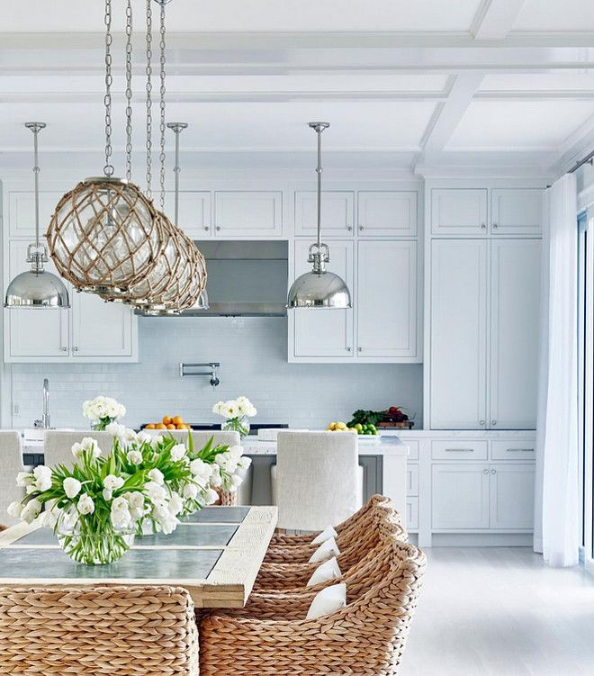 Top 21 Beach Home Decor Examples: Best 25+ Nautical Kitchen Ideas On Pinterest
