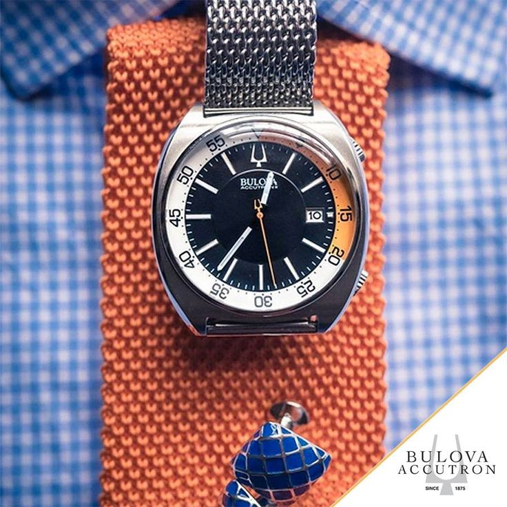 Starting our working day with #syle!  #watches #fashion #bulova #gioiapura