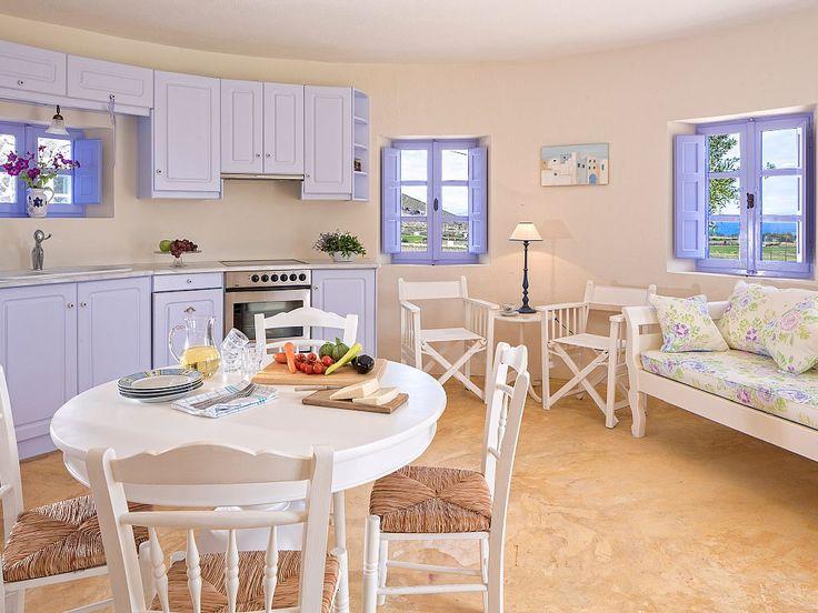 Stupenda casa vacanza mulino a #Imerovigli #Santorini