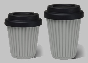 coffee coffee coffee, oi oi oi!  BYO reusable cups by Hookturn (Melbourne Australia). Don't go to Uni without one!