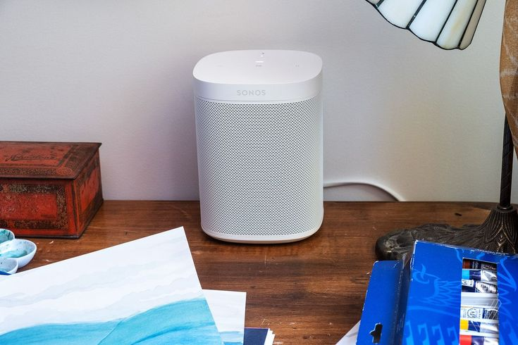 Sonos is selling its Sonos One speakers at an all-time low price
