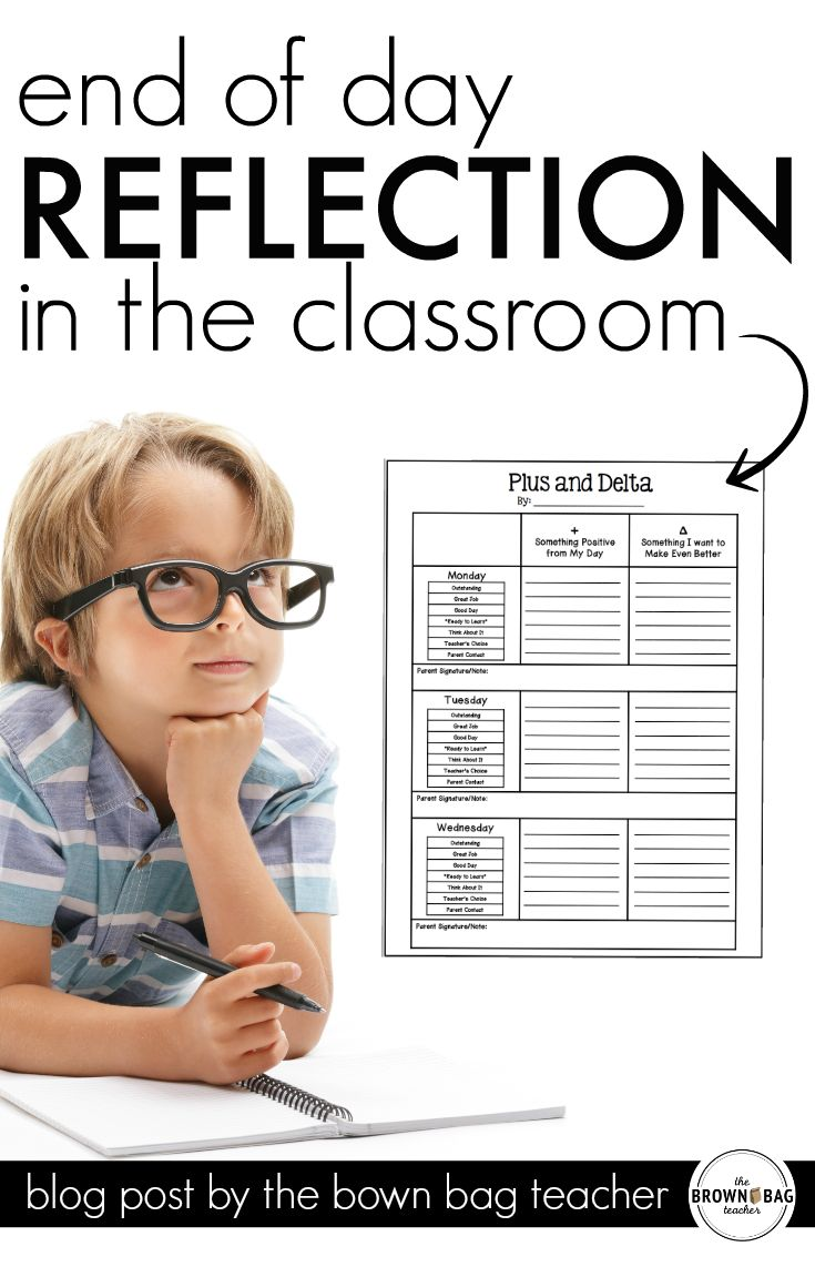 Great tips for trying out End of Day Reflection in the classroom. Perfect for Leader in Me Schools!