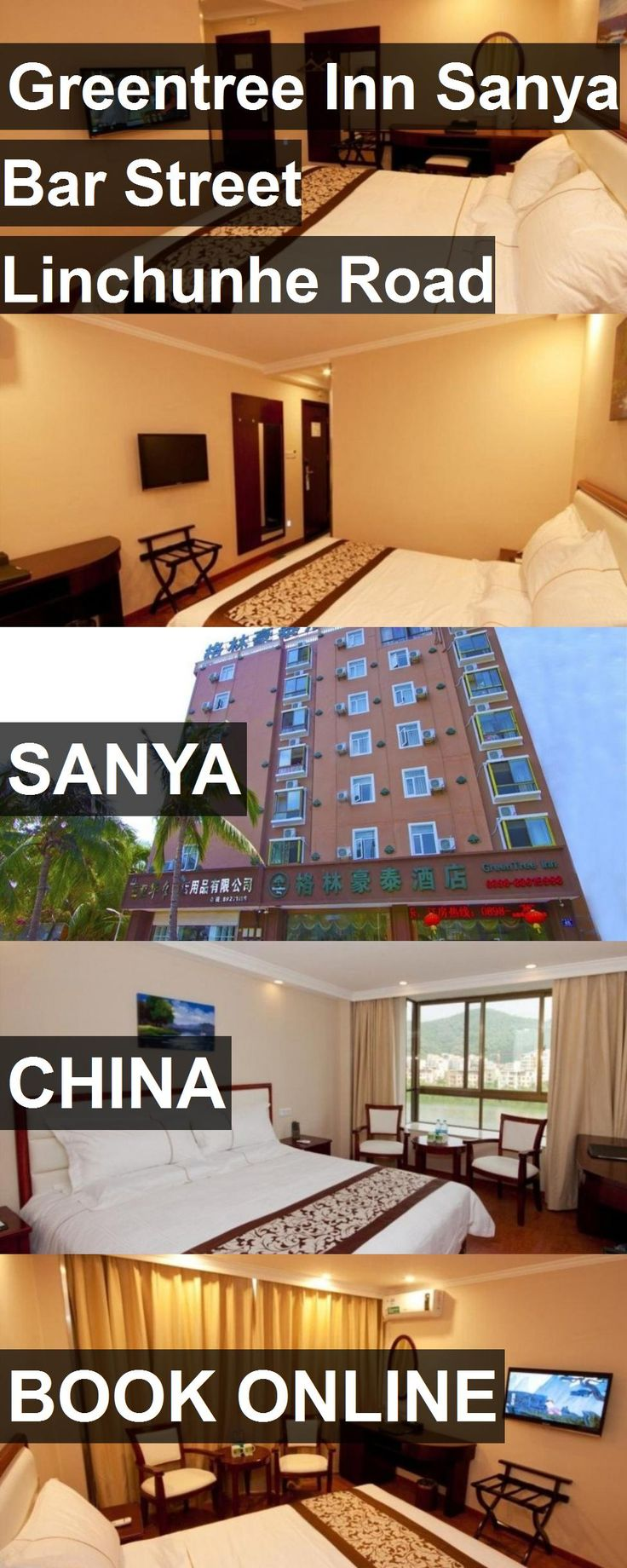Greentree Inn Sanya Bar Street Linchunhe Road Business Hotel in Sanya, China. For more information, photos, reviews and best prices please follow the link. #China #Sanya #travel #vacation #hotel