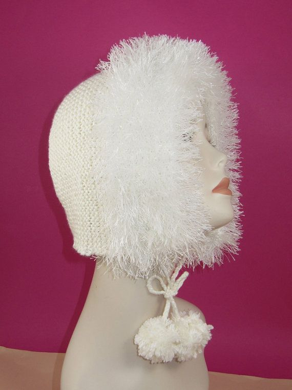 The 21 best images about faux fun fur knitting patterns on Pinterest Masks,...