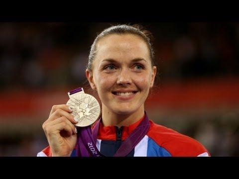"Team GB Olympian Victoria Pendleton vows ""never again"""