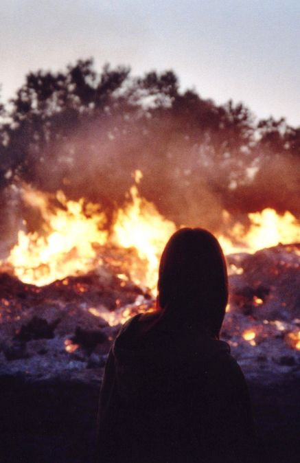 I watched it burn, my home, my whole life; everything I had come to know, and love, disappeared in the flames.