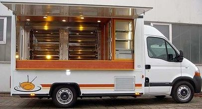 Catering Vans For Sale >> Motorized Catering Vans Catering Van Food Van Mobile Catering Van