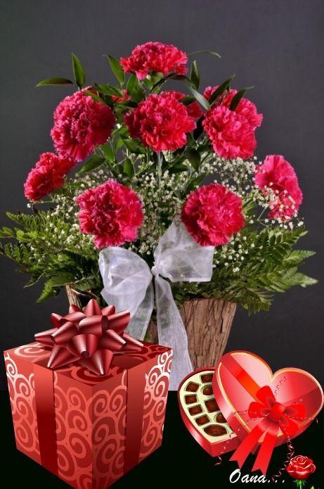 De Florii,un buchet de flori pentru o Floare virtuala ...