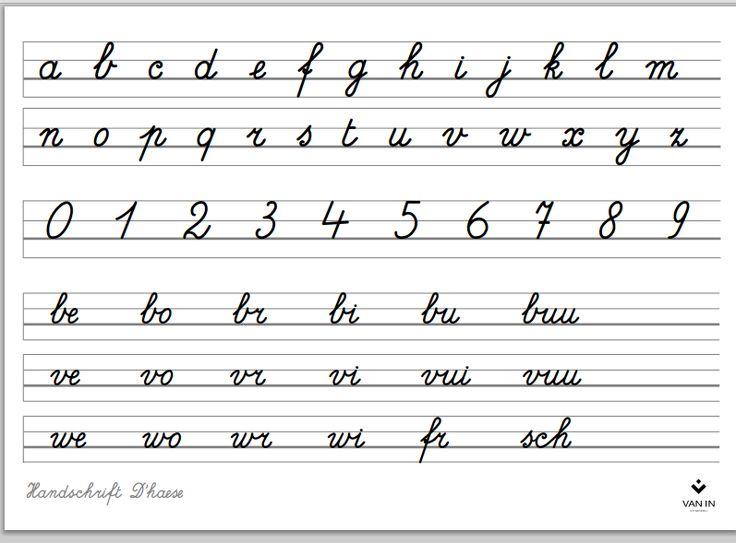 Letter d'haese