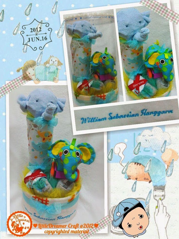 {2012○june} ♡LDC NewBorn Baby' hamper/gift
