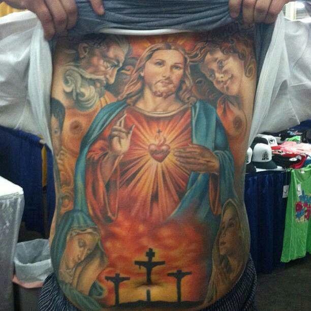 60 best JESUS TATTOOS images on Pinterest   Jesus tattoo ...