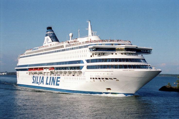 M/S Silja Europa (Tallink Silja) 1993