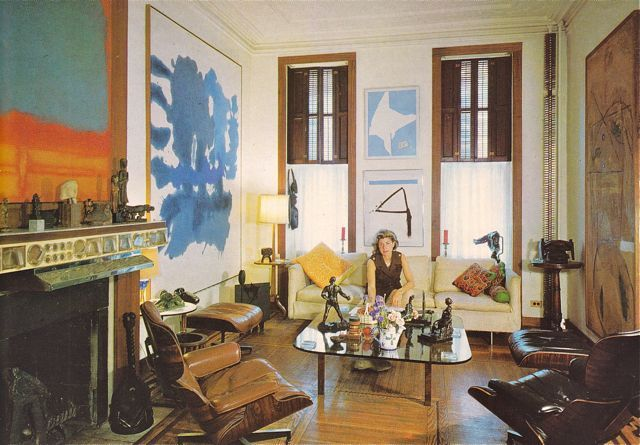 Helen Frankenthaler Home