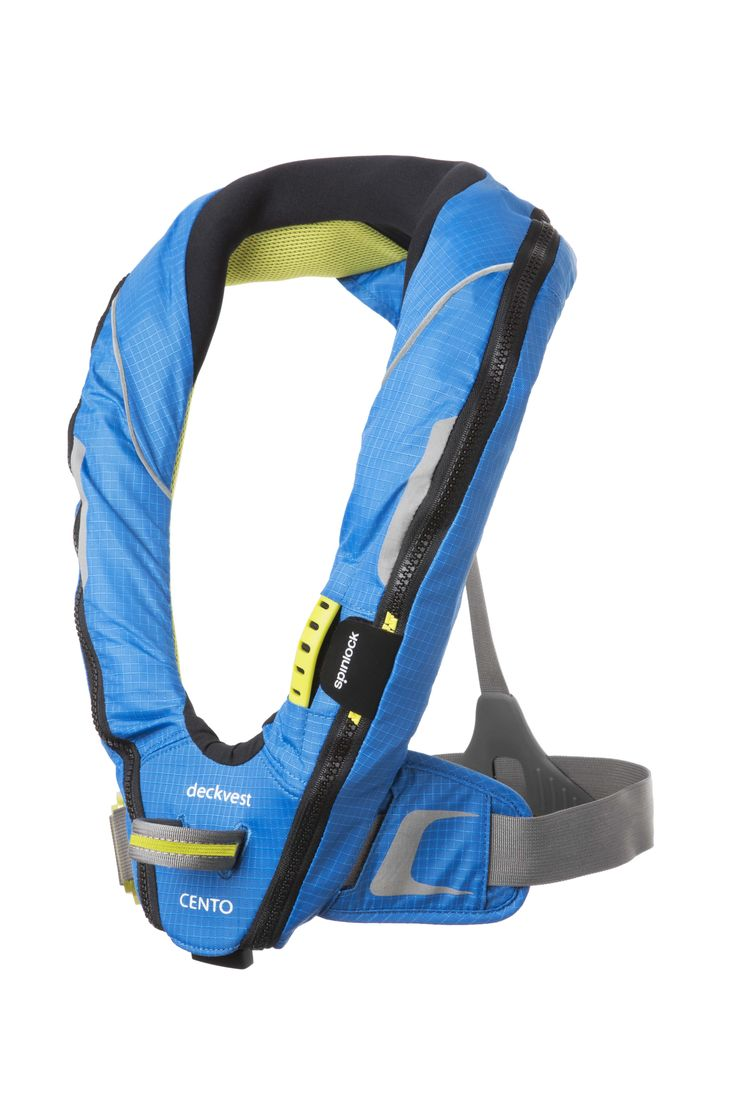 Spinlock Cento Deckvest Junior Lifejacket | Nipper Skipper