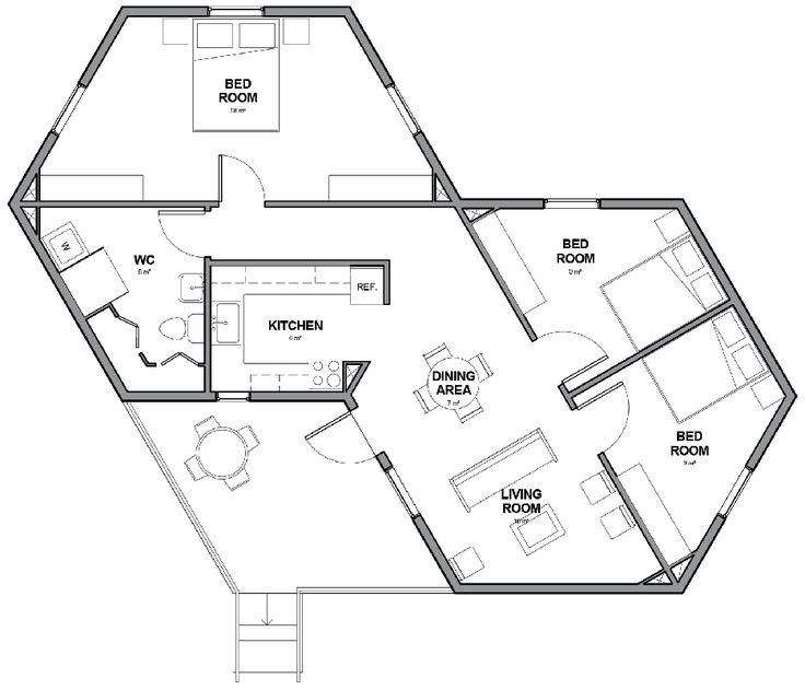 18x80 mobile home floor plans best free home design for 18x80 mobile home floor plans