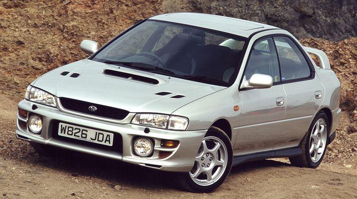 2000 SUBARU Impreza Turbo