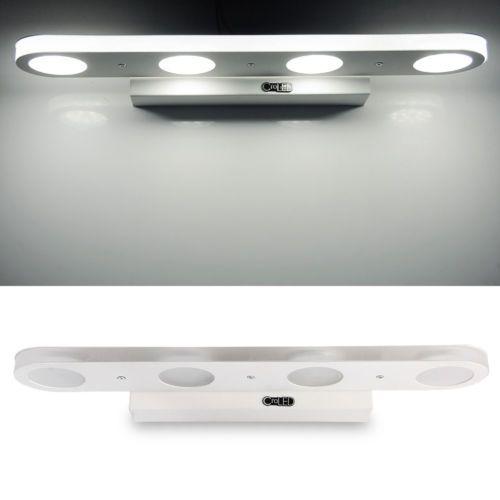 Croled 12w ac90 240v 60 leds 2835 lampara de pared para - Lamparas led para banos ...