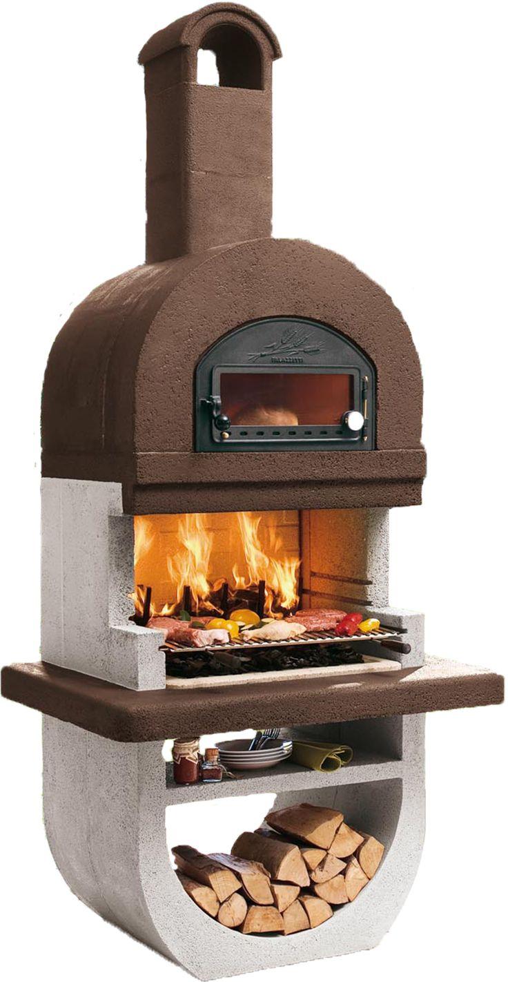 Meer dan 1000 idee n over buiten pizza ovens op pinterest for Gemauerte outdoorkuchen