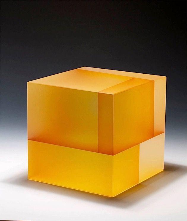 Segmentation - Glasskulpturen symbolisieren unsere komplexe Biologie