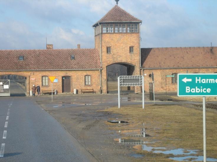 Arrivo a Auschwitz-Birkenau