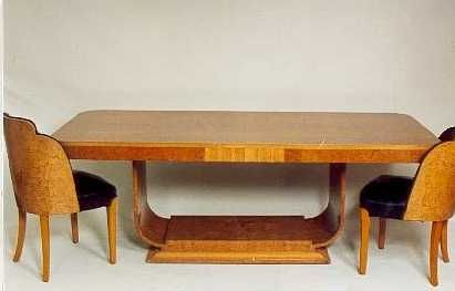 25 beste idee n over art deco meubelen op pinterest art deco art deco stoel en art deco decor - Deco hoofdslaapkamer ...