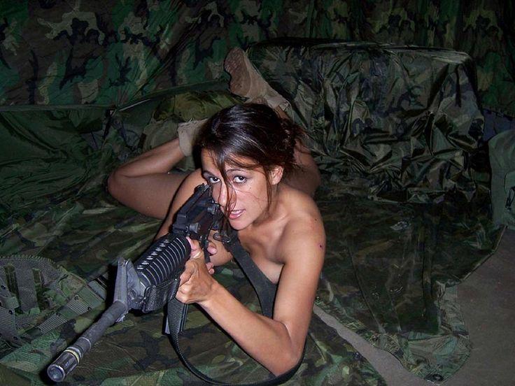 Nude national guard photos