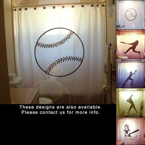 17 Best ideas about Baseball Bathroom on Pinterest   Baseball ...