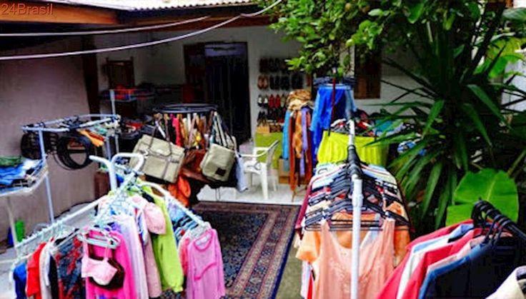 ONG faz brechó beneficente neste sábado em Porto Alegre