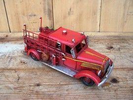 Machete auto retro - Masina pompieri