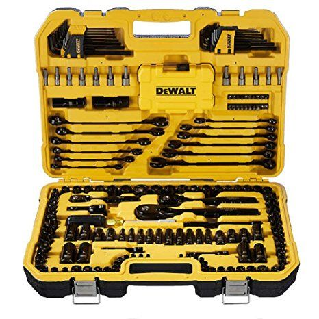 Dewalt 176 Piece Mechanics Tool Set