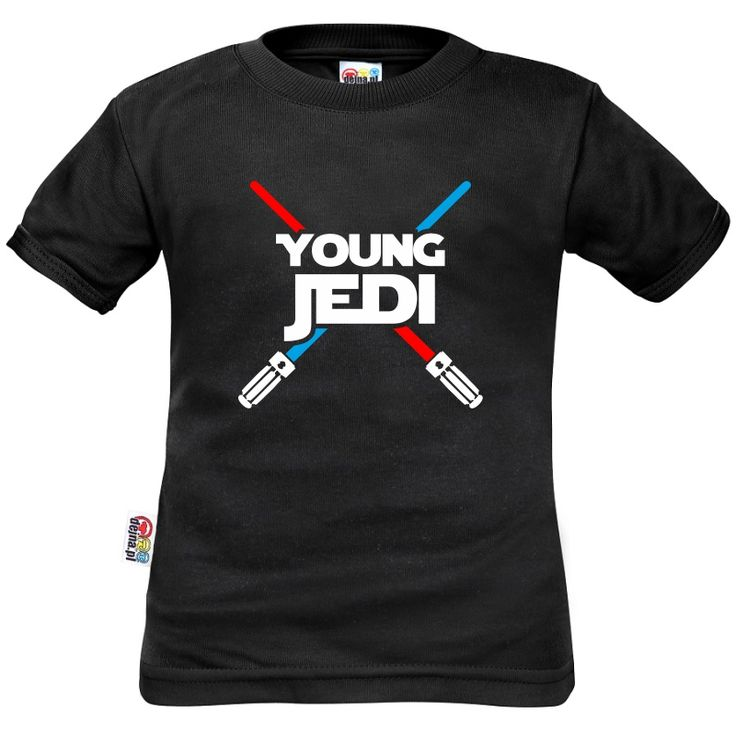 Tee shirt enfant: young JEDI - Drôles Star Wars - Family In Black