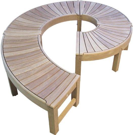 Spiral tree bench (Gaze burville Chelsea '12)