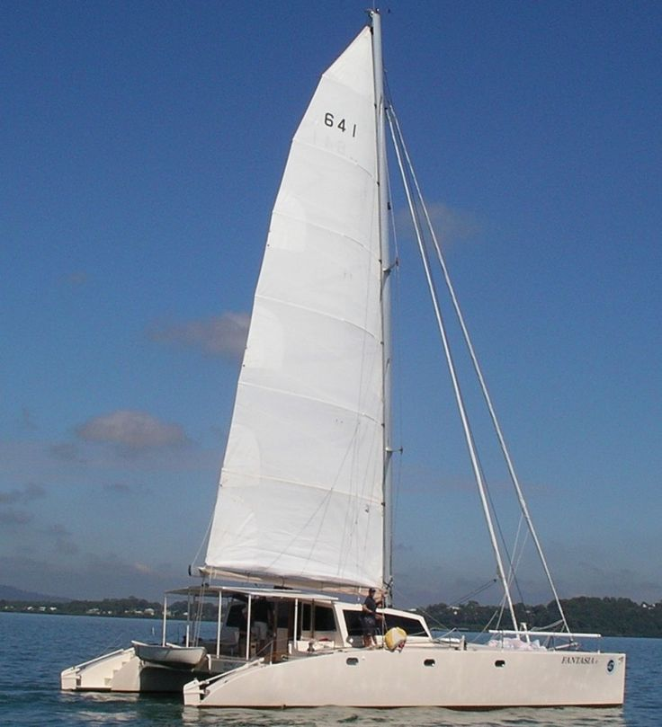 2011 Brisbane to Gladstone Race Report - Fantasia