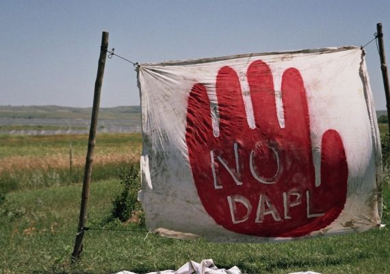 10 Ways You Can Help the Standing Rock Sioux Fight the Dakota Access Pipeline…